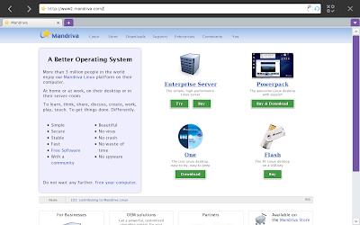 Mandriva Linux 2010 Spring - DVD 2010_moblin3