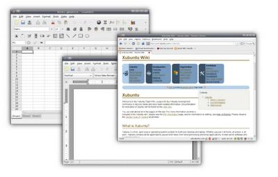 Xubuntu 10.10 Key+Applications