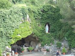 La Piccola Lourdes a Cava dé Tirreni (SA)