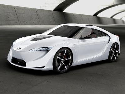 Hybrid Sport Car