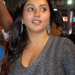 Namitha Sizzles at Megamart