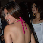 Riya Sen is Backless