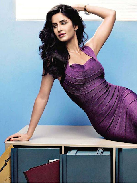 Katrina Kaif GQ India February 2011 Photoshoot