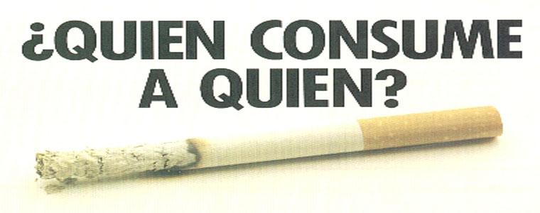 ¿Sabes cuáles son las consecuencias de fumar cigarrillos?