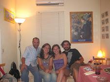 En casa de Marta Isabel (21/07/2009)