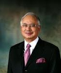 PERDANA MENTERI MALAYSIA , DATUK SERI NAJIB BIN TUN RAZAK