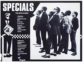 The Specials 1979 - Back Cover