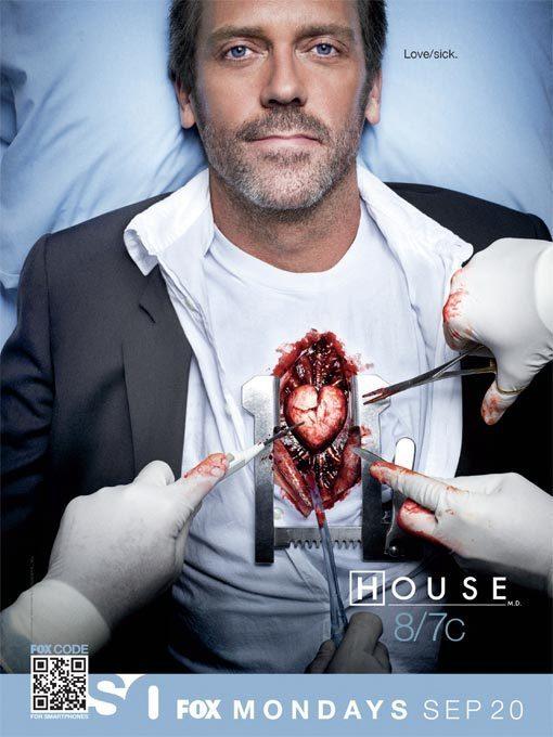 Baixar House M.D. 1ª à 8ª Temporada Download Grátis
