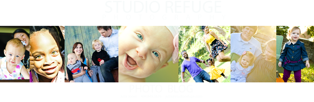STUDIO REFUGE PHOTOGRAPHY BLOG
