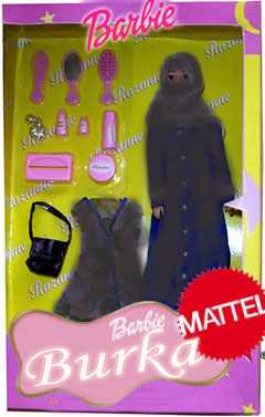 muslim barbie doll