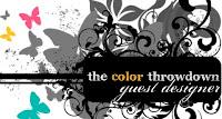 February 2010 Guest Designer for: