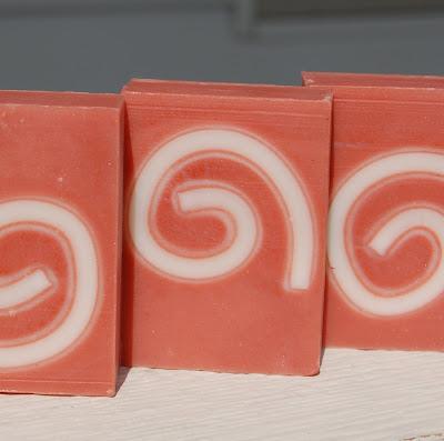 Pomegranate Mango Handmade Jovia Soap