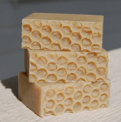 Honey Nut Handmade Jovia Soap