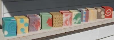 Handmade Jovia Soaps