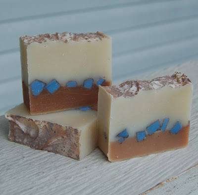 Bamboo and Teak Jovia Soap