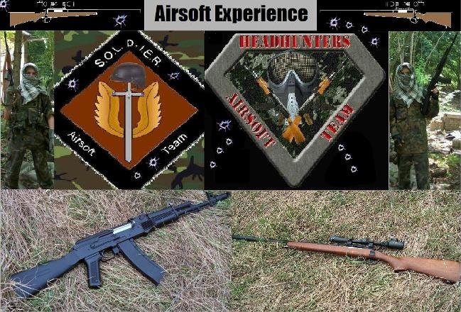 Airsoft experience
