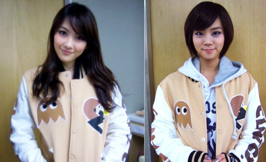 KARA's Ji Young and Seung Yeon