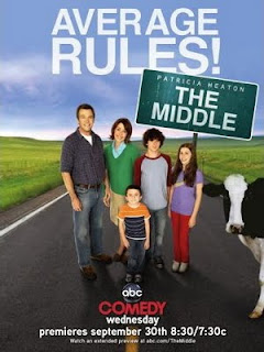 The Middle The Middle 3ª Temporada RMVB + AVI