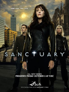 sanctuary le Sanctuary   3ª Temporada   Episódio 16 RMVB Legendado