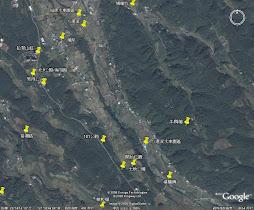 八賢村地圖