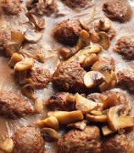 Salsbury Meatballs