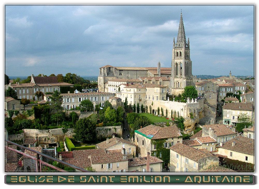 Eglise de Saint Emilion