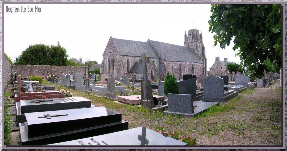 Regnéville sur Mer - Eglise de Regnéville sur Mer