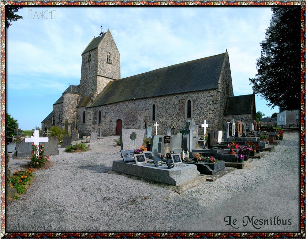Eglise Le Mesnilbus