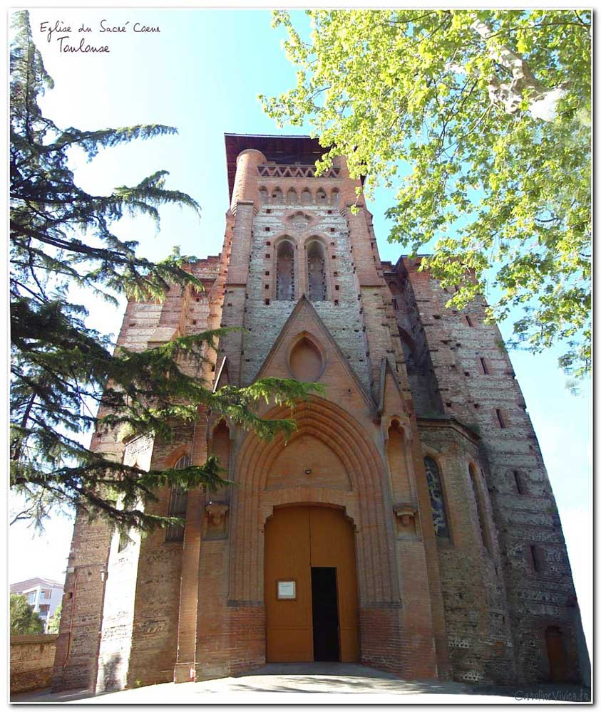 Eglise du Sacré Coeur de Toulouse
