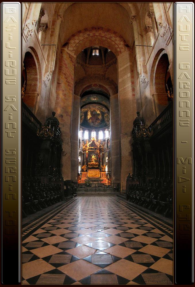 Eglise Saint Sernin - Toulouse