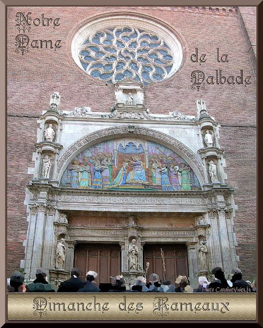 Notre Dame de la Dalbade Toulouse