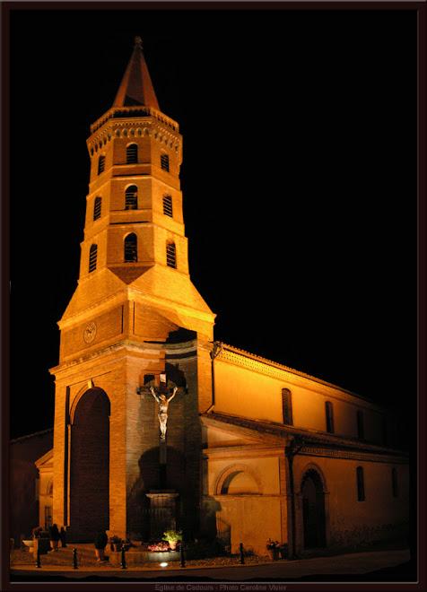 Eglise de Cadours
