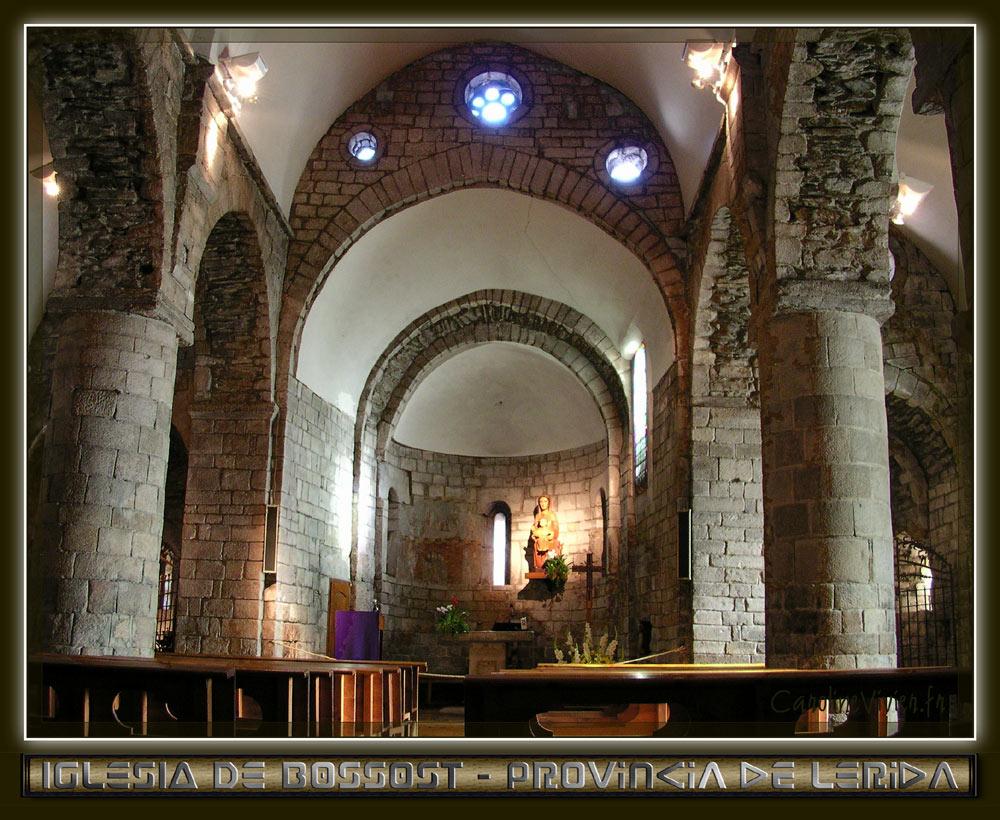 Eglise de Bossost ESPAGNE - Iglesia de Bossost España