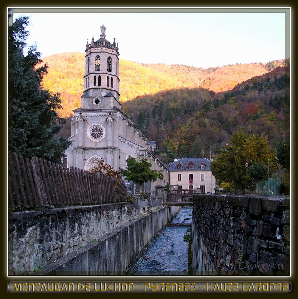 Eglise de Montauban de Luchon