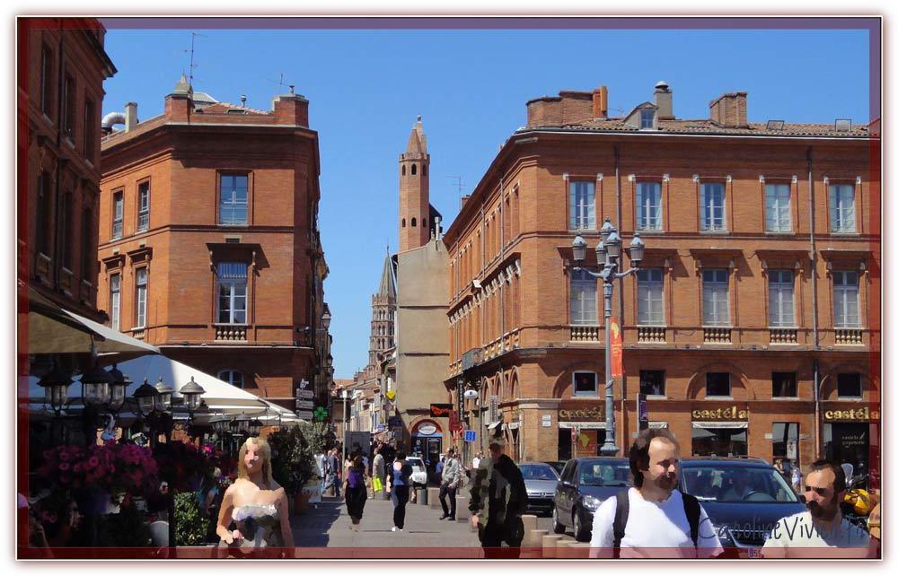 Eglise Saint Sernin et Notre Dame du Taur à Toulouse