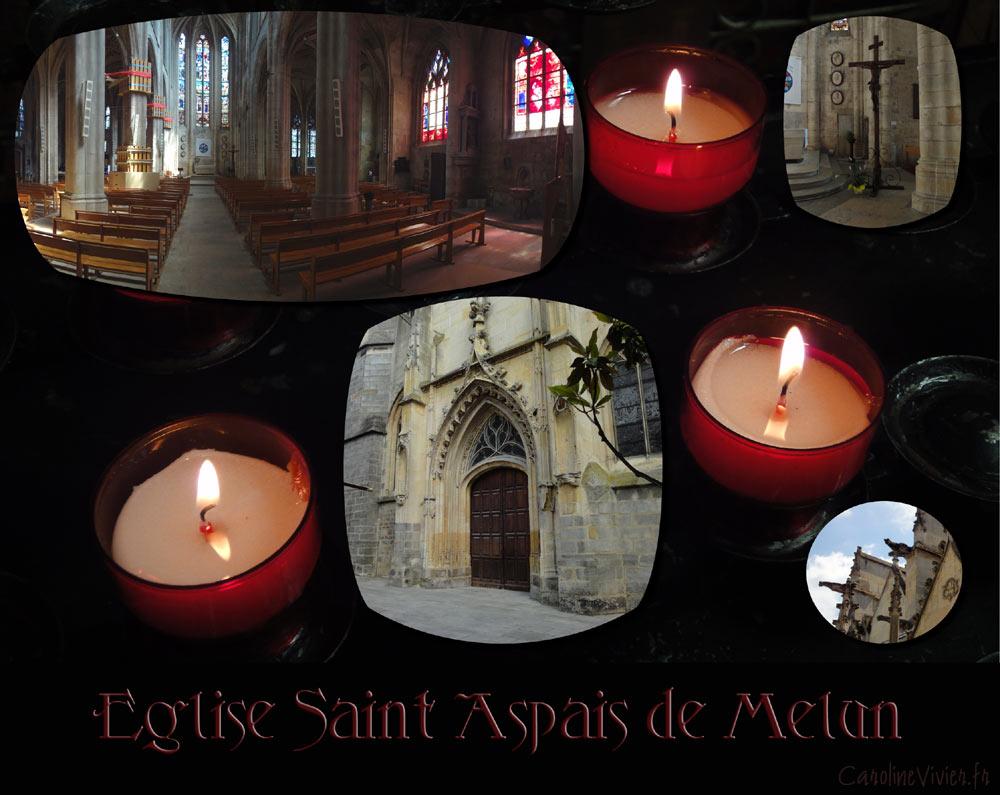 Eglise Saint Aspais de Melun
