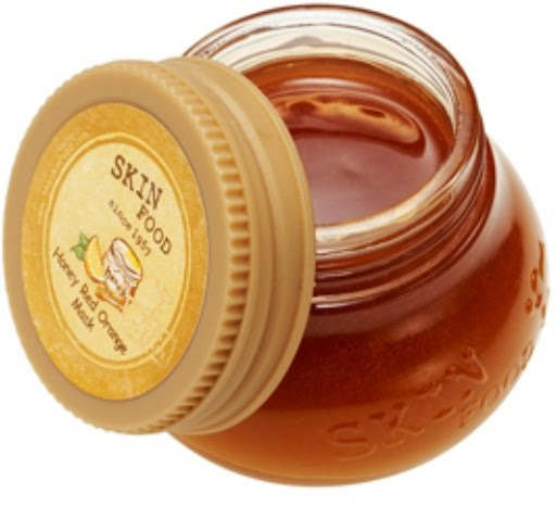Skinfood honey red orange mask