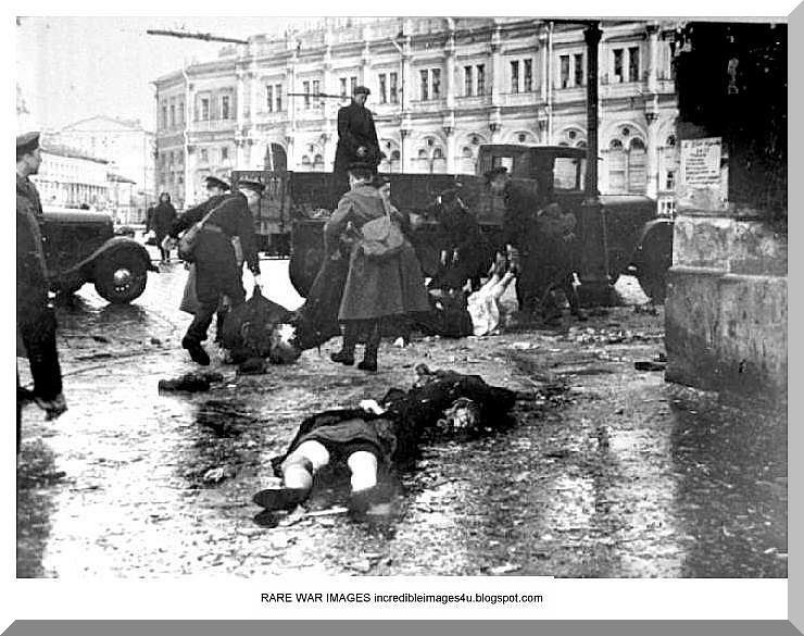 The times: images of war, history , ww2: the siege of leningrad: ww2