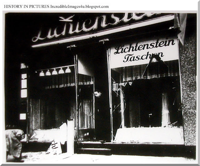 kristallnacht the night of broken glass Richard j evans on eyewitness accounts of kristallnacht collected by an anti-nazi hero close  the night of broken glass edited by uta gerhardt and thomas karlauf.