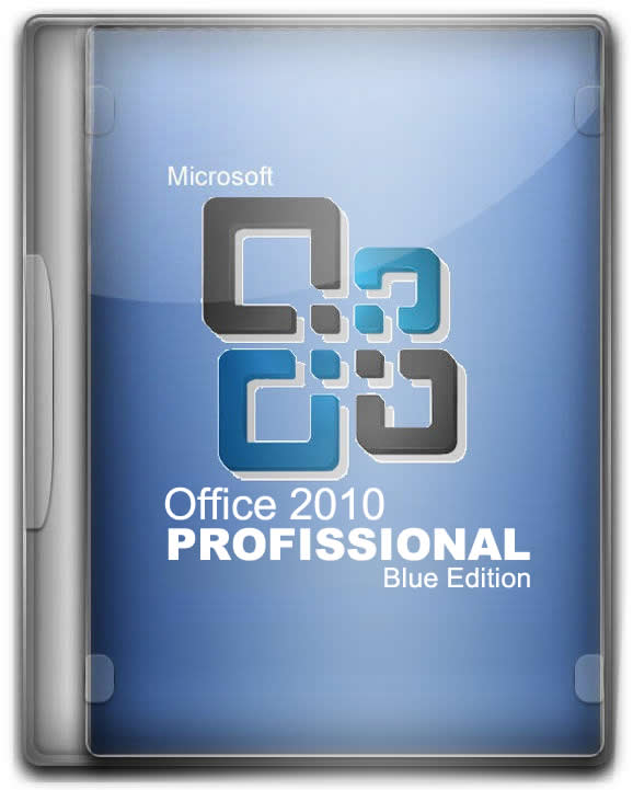Office Profissional 2010 Blue Edition - x86 Não Precisa Ativar