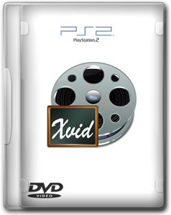 ps2xvid - Assistir Videos XviD DivX em PlayStation 2