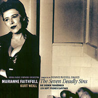 Marianne Faithfull - The Seven Deadly Sins