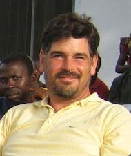 Tim in Africa