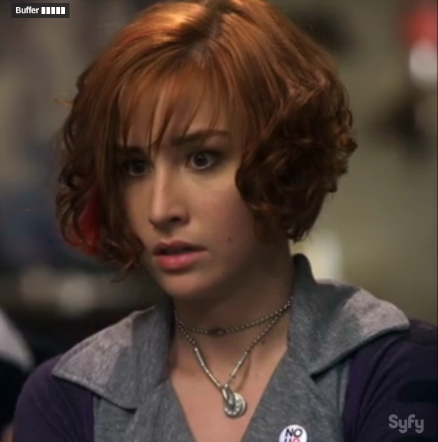 cut or dye where and when warehouse 13 gets it right