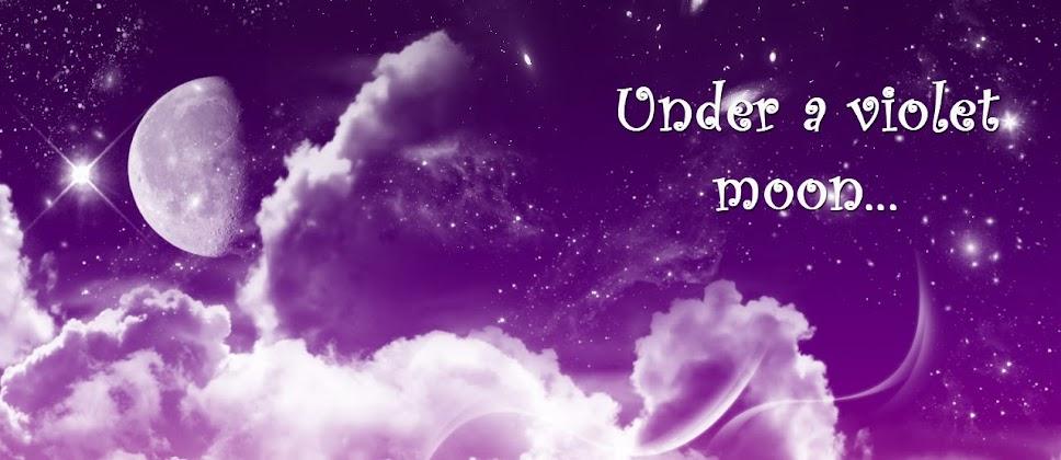 Под фиолетовой луной...