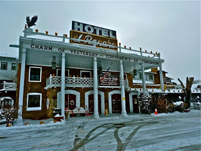 motel el rancho history and cultural