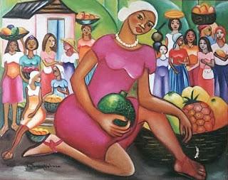 Alphonse Fretzner, pintor haitiano