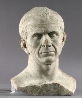 Busto de Julio César encontrado en Arles
