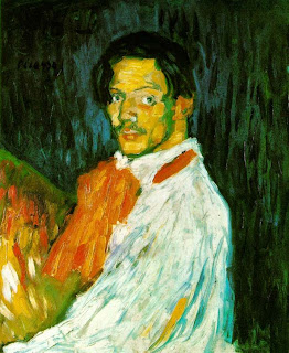 Autorretrato 'Yo, Picasso'