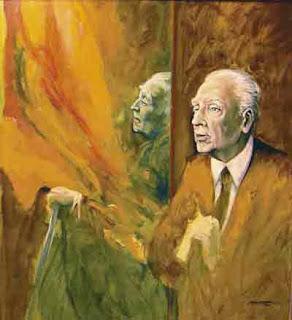Jorge Luis Borges - Luis de Bairos Moura
